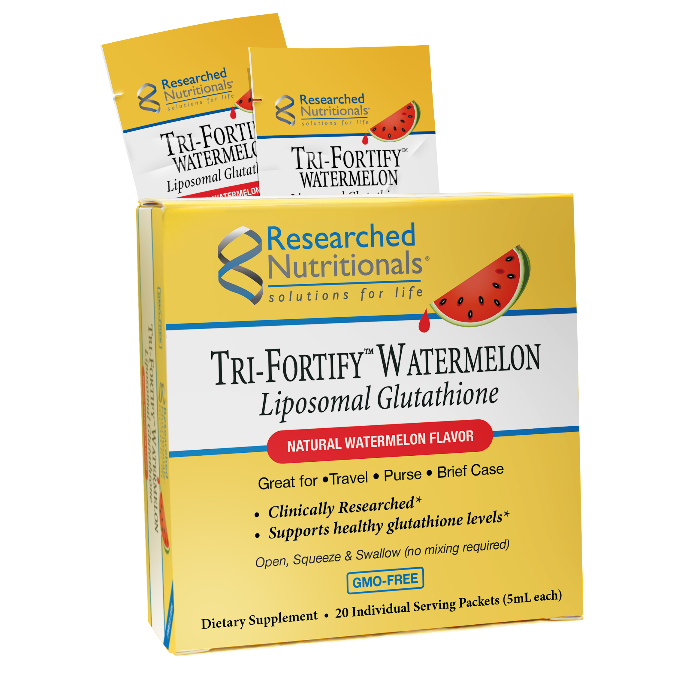 Tri-Fortify™ Watermelon 20 pack