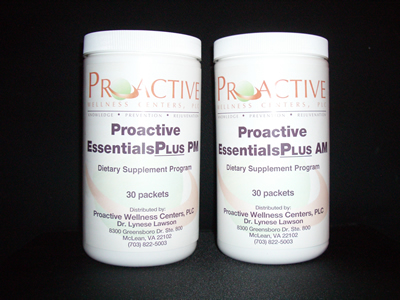 Proactive EssentialsPLUS AM/PM Nutritional Supplements