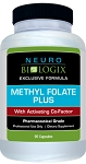 Methyl Folate Plus 90 Capsules