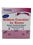 Wellness Essentials? for Women 60 Packet Container (30 AM Packets, 30 PM Packets)
