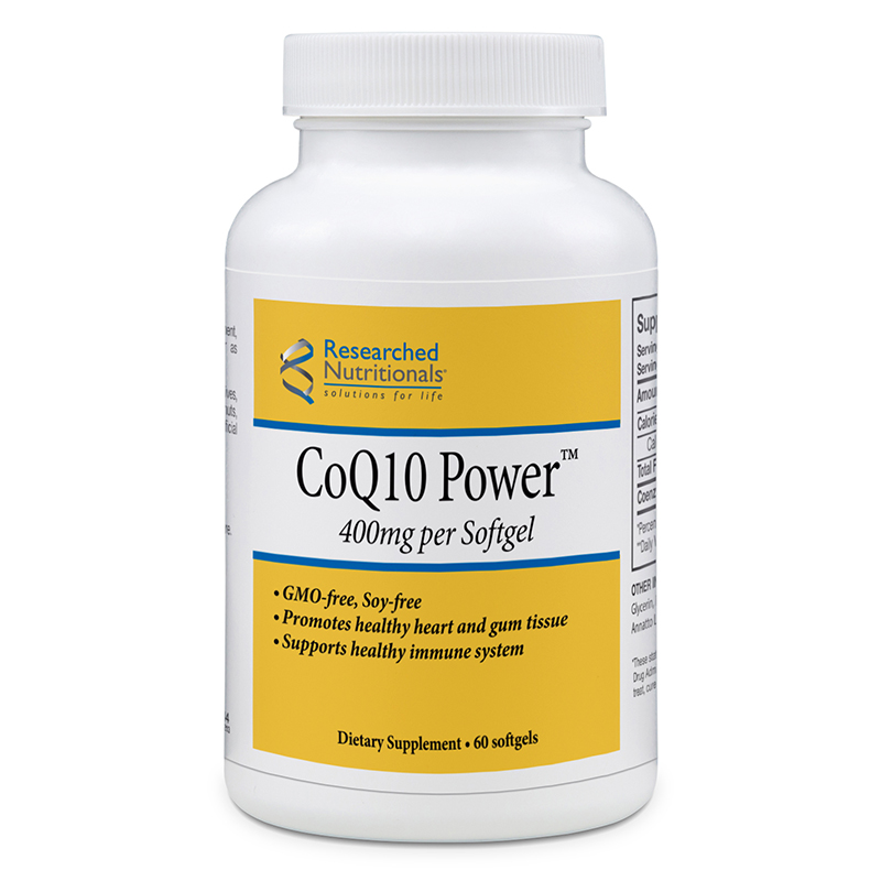Co Q-10 Power 400 mg softgels