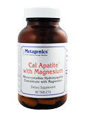 Cal Apatite? with Magnesium 90 Tablet Bottle
