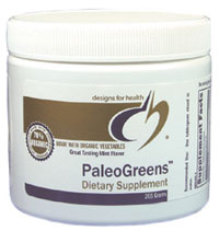 PaleoGreens Mint Powder