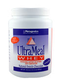 UltraMeal? WHEY 22 oz (616 g) Powder Container (Vanilla)